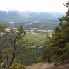 <b>26 May 2012</b> Views from the top of Upper Stoney Squaw trail