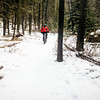 <b>9 Feb 2013</b> Biking the G8 after fresh snowfall