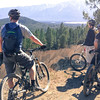 <b>13 April 2014</b> More admiring the views - Allan, Felix and Adam on the Kloosifier