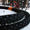 Studded tyres for the bike (Continental Spike Claw 240)