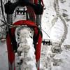 07 December 2008 - Bike riding in the snow = fun!