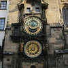 <b>13 Sept</b> The astronomical clock of Prague - there was obviously a huge craze for these at some point in time, we went through a lot of cities that had one.