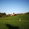 <b>7 Oct</b> Sun!  And green grassy hills!