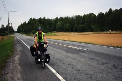 2009-08 Finland, the Baltics and a slight detour