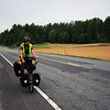 <b>26 Aug</b> Alex, out of Turku along the 110.  It spent most of the rest of the day raining.