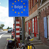 <b>14 July</b> And suddenly we're in Belgium