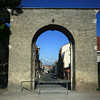 <b>14 July</b> Bergues - old town gate