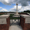 <b>14 July</b> The first of the Commonwealth war graves we stop at