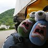 <b>Day Two</b> The screaming slugs go bike touring