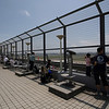 <b>Day One</b> Haneda airport has an awesome viewing platform on the roof.