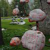 <b>26 Sept</b> Rock sculptures