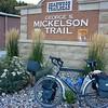 Trail head Mickelson Trail South Dakota