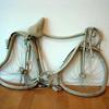 Salvador Dali's bike