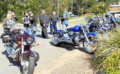 Photo shot by Ned. Steel Horses North Ride on Sunday 16th April 2017.