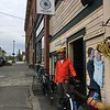 Start in Anacortes, WA May 28th, shipped bike and gear to Bike Spot shop in Anacortes