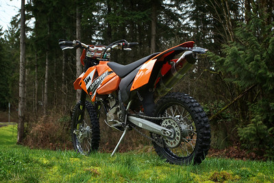 2007 KTM 250 XC-F for sale