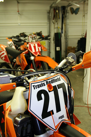 the KTMs December 2006