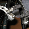 ...a good clean-up and new brake-blocks will work wonders on this Shimano gear...