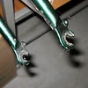 ...forged drop-outs/fork-ends outs are a sure sign of a better quality frame...