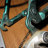 ...forged drop-outs outs and an integral derailleur hanger are a sure sign of a better quality frame...