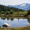 <b>26 July 2013</b> Frisby Ridge - mother, we found a lake!