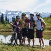 <b>26 July 2013</b> Frisby Ridge - the crew