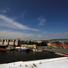 <b>8 Aug</b> Oslo from the roof of the Opera House