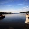 <b>6 Aug</b> The lake at Ørje