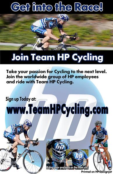 v6 cycle poster