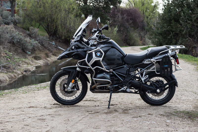 BMW R1200GS Adventure - $190