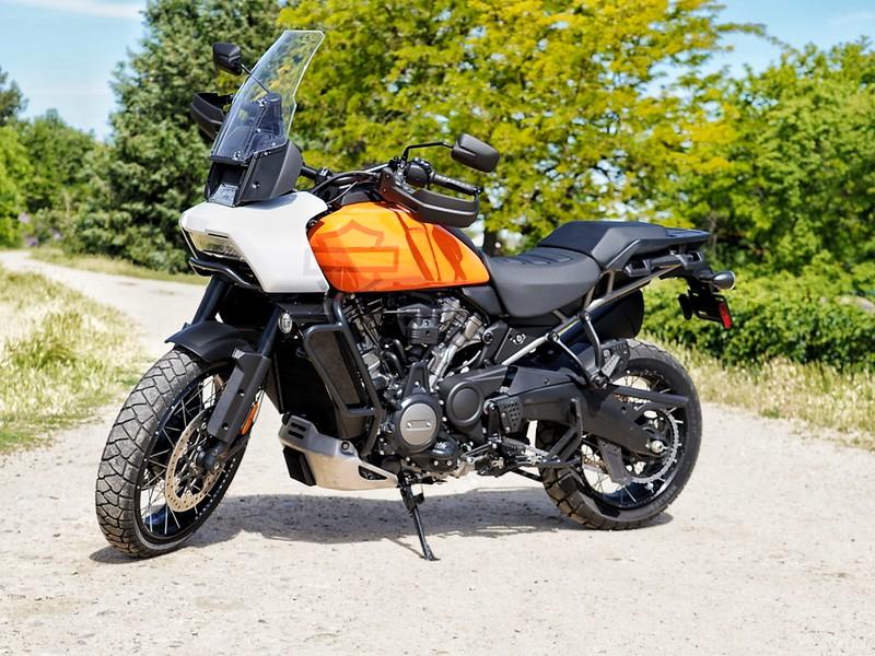 Harley Davidson Pan America - $200