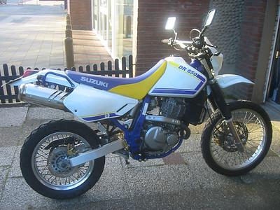 Suzuki DR650 SE (J-P)