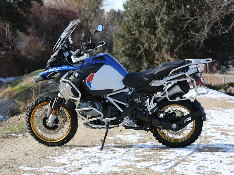 2019 BMW R1250 HP GS Adventure -$200