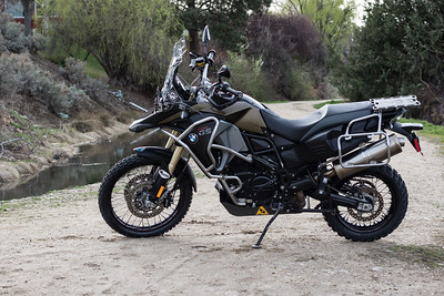 2015 BMW F800GS Adventure-$180