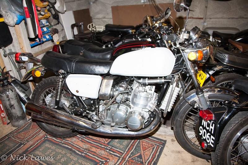 """Suzuki GT750 """"Kettle"""""""