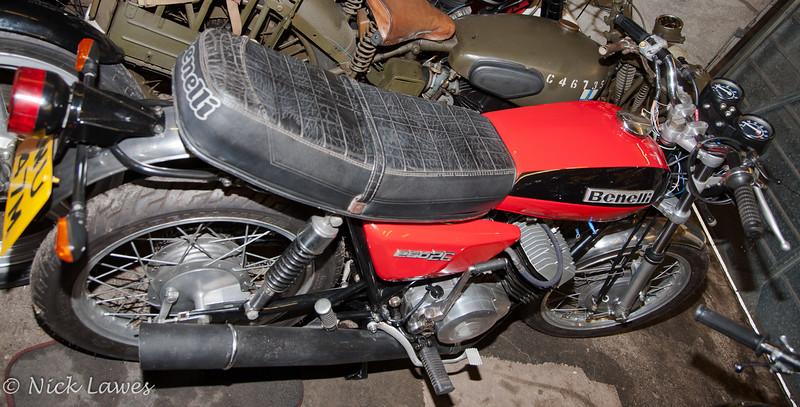 Benelli 250-2C