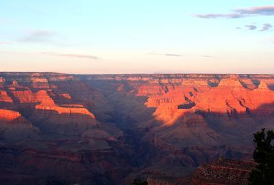 South Rim of the Grand Canyon (Nov 2007)