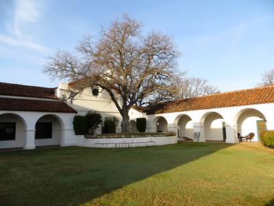 The Hacienda at Fort Hunter Liggett