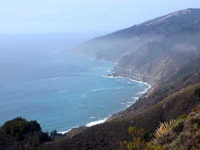 Back to Big Sur on Hwy 1