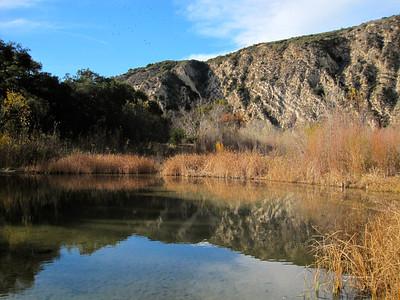Crossing the Santa Ynez River