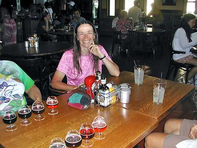 Firestone Walker Brewery in Buellton  http://www.firestonebeer.com/tap-room-restaurant/