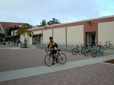 Great bike racks on campus http://www.peakracks.com/