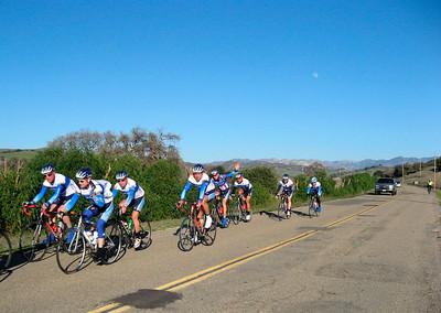 Club ride (Los Alamos, 2008)