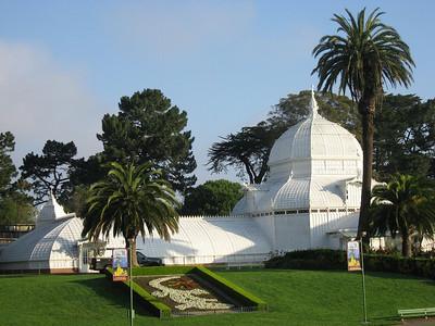 Golden Gate Park (great ride)