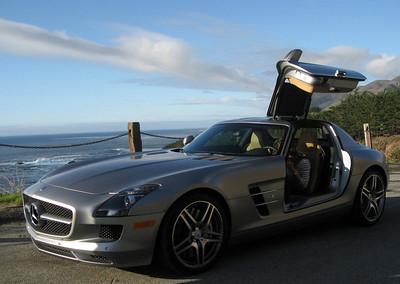 Fancy sport car