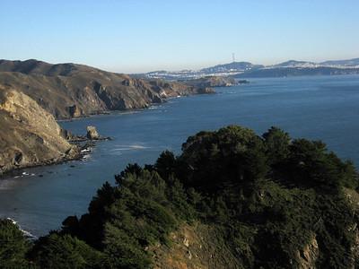 We can see San Francisco