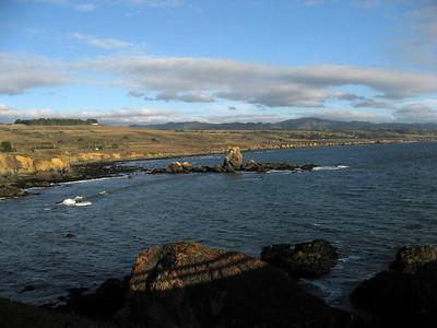Approaching Santa Cruz