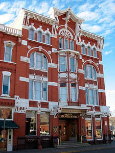 Strater Hotel & Diamond Belle Saloon  http://www.strater.com/belle.php