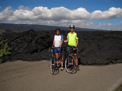 Touring around the Big Island 2011
