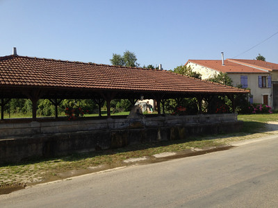 Lavoir in Vieville (village where I went to elementary school)